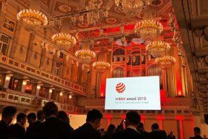Weingut Gebert receives a Red Dot award
